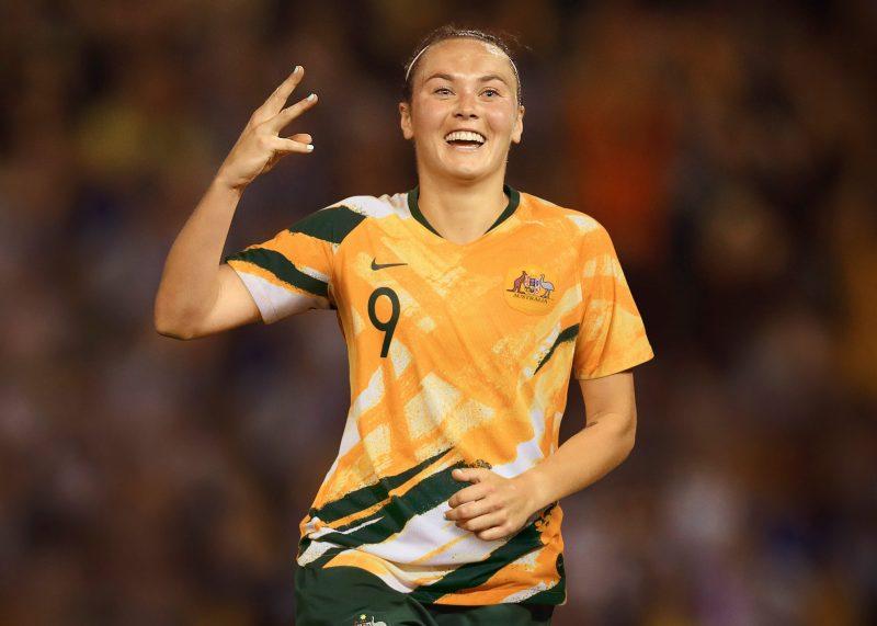 Camisetas de Australia Mundial 2019   Imagen Nike