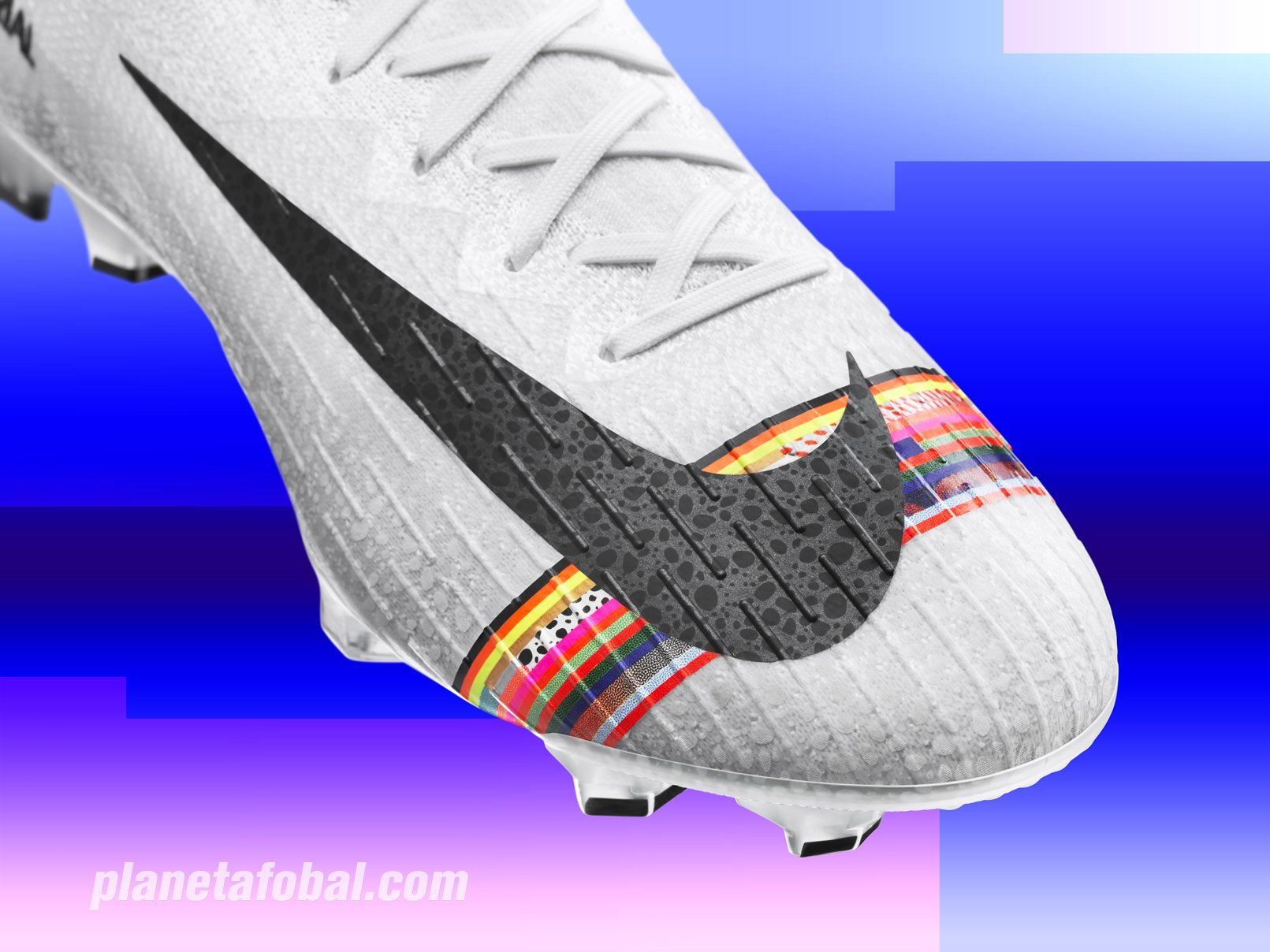 "Botines Mercurial 360 Superfly ""LVL UP"" 