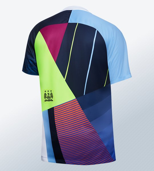 Celebration jersey del Manchester City 2019 | Imagen Nike
