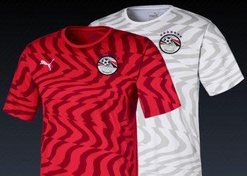 Camisetas Puma de Egipto 2019 | Imagen Twitter EFA