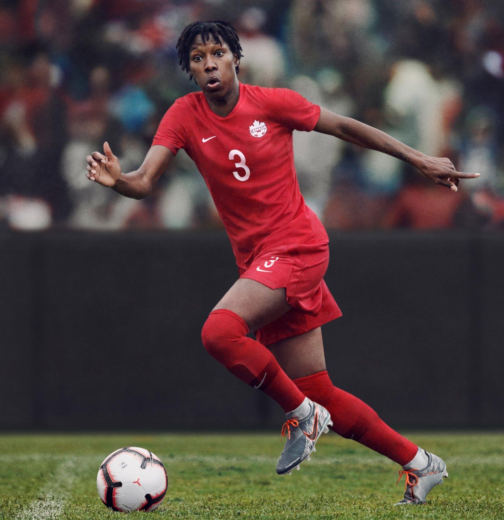 Camisetas de Canadá Mundial 2019 | Imagen Nike