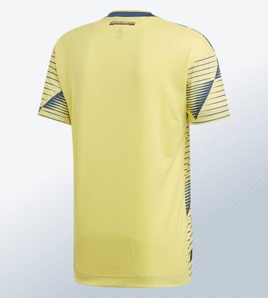 Camiseta titular de Colombia Copa América 2019 | Imagen Adidas