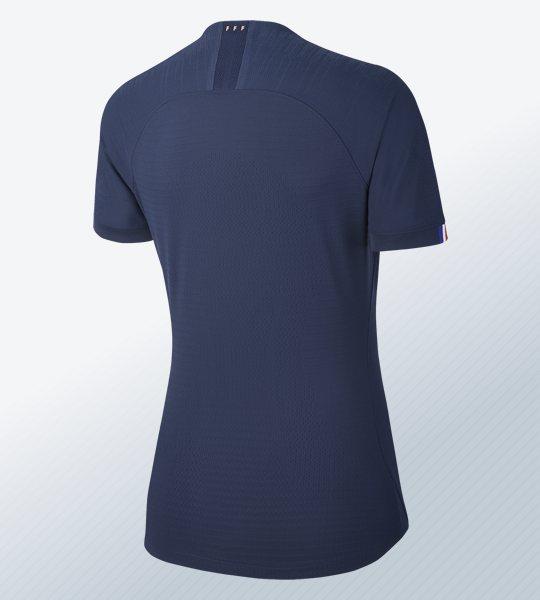 Camiseta titular de Francia Mundial 2019 | Imagen Nike