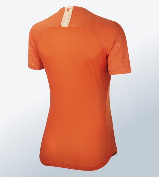 Camiseta titular de Holanda Mundial 2019   Imagen Nike