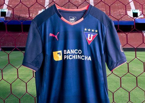 Camiseta Puma de la Liga de Quito Copa Libertadores 2019 | Imagen Twitter Oficial
