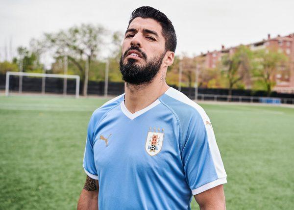 d3b22040b Camisetas Puma de Uruguay Copa América 2019