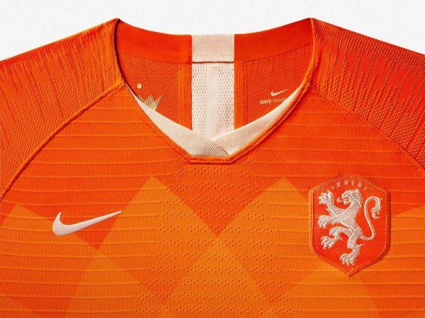 Camisetas de Holanda Mundial 2019   Imagen Nike