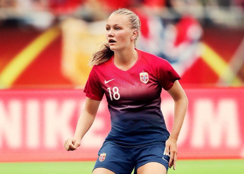 Camisetas de Noruega Mundial 2019   Imagen Nike