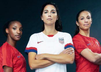 Camisetas de los Estados Unidos Mundial 2019 | Imagen Nike
