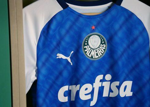 Tercera camiseta Puma del Palmeiras 2019 | Imagen Twitter Oficial