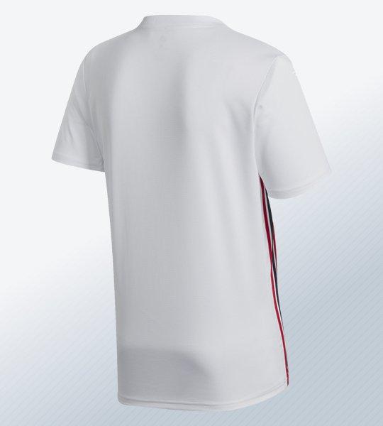 Camiseta titular del São Paulo FC 2019/20 | Imagen Adidas