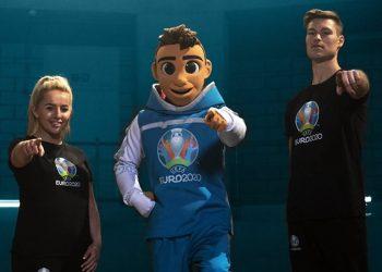 Skillzy es la mascota oficial de la Eurocopa 2020 | Imagen UEFA
