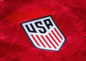 Camiseta suplente Nike de los Estados Unidos 2019 | Imagen USSoccer