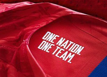 Camiseta suplente Nike de los Estados Unidos 2019   Imagen USSoccer