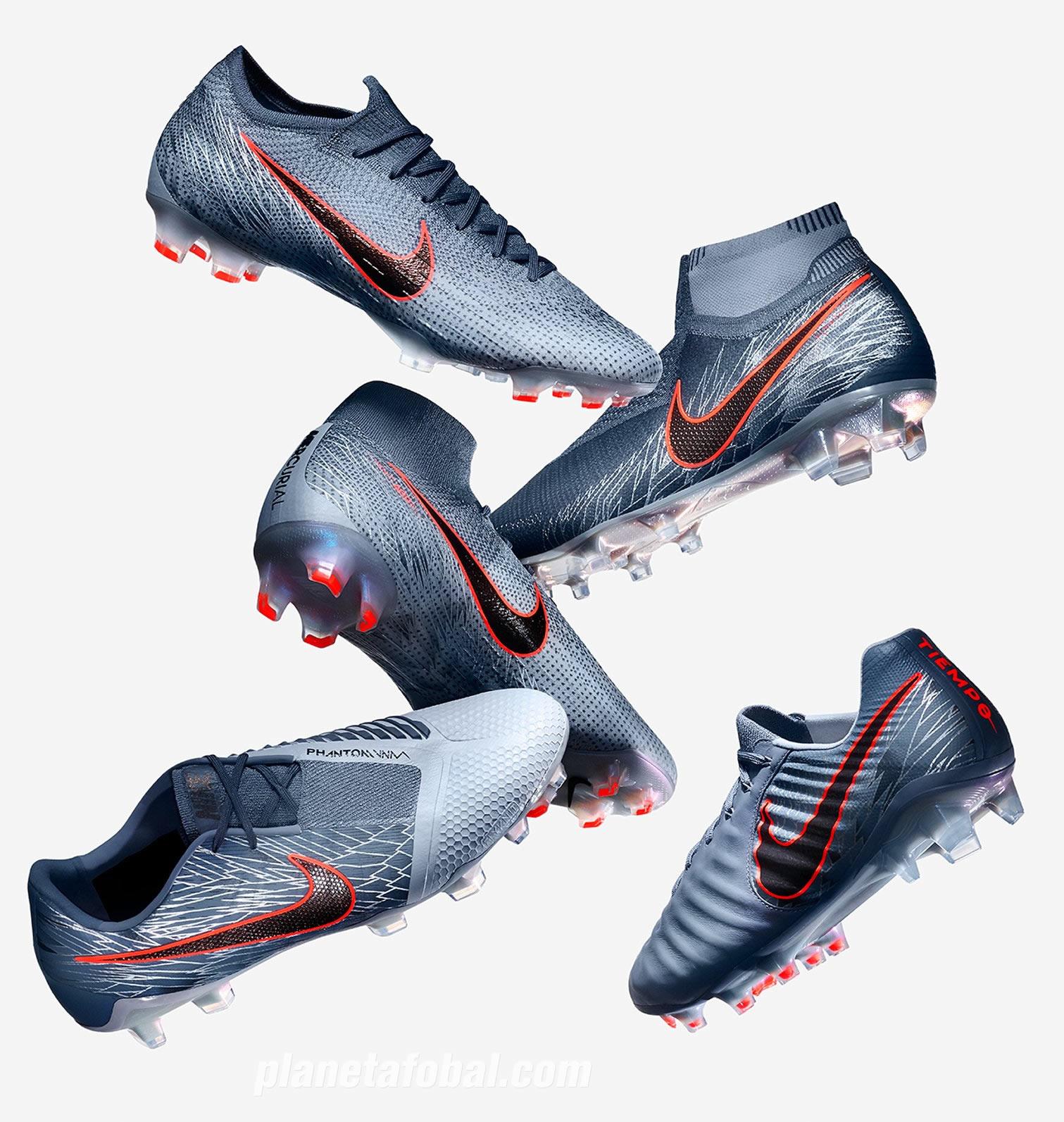Victory Pack de los botines Nike