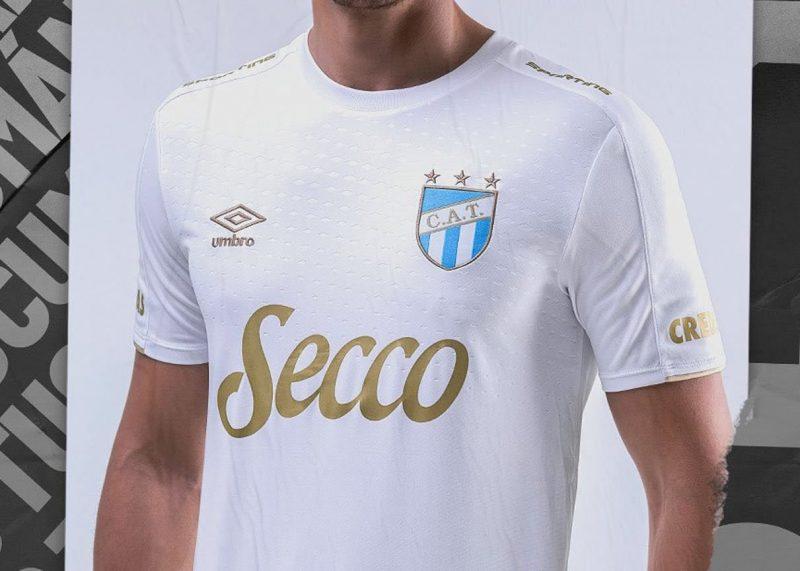 Tercera camiseta de Atlético Tucumán 2019 | Imagen Umbro