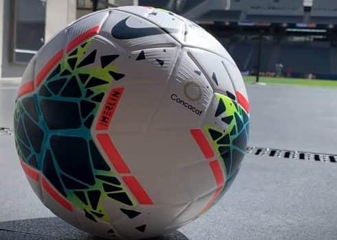 Balón Nike Merlin de la Gold Cup 2019 | Captura Video
