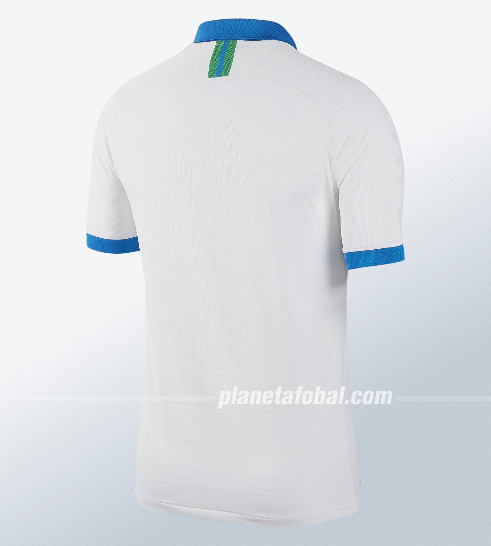 Arrepentimiento Fatídico mayoria  Camiseta blanca Nike de Brasil Copa América 2019