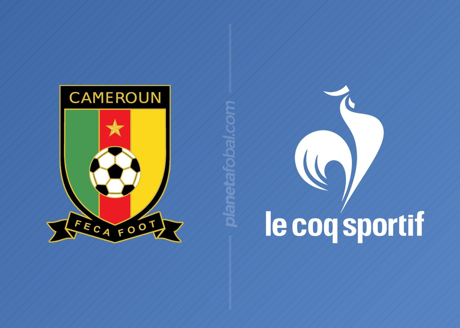 Le Coq Sportif vestirá a la selección de Camerún