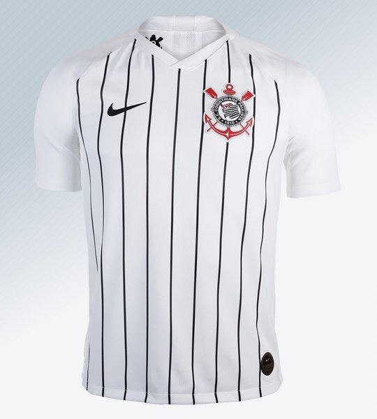 Camiseta titular Nike del Corinthians 2019/2020   Imagen Web Oficial