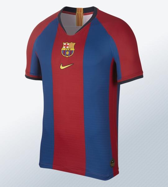 Camiseta del Barcelona Remake 1998/99 | Imagen Nike