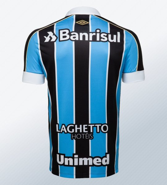 Camiseta titular Umbro del Grêmio 2019/20   Imagen Web Oficial