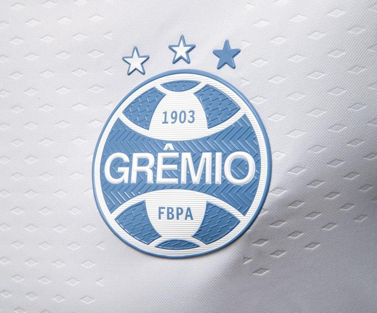 Camiseta suplente Umbro del Grêmio 2019/20 | Imagen Web Oficial