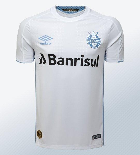 Camiseta suplente Umbro del Grêmio 2019/20   Imagen Web Oficial