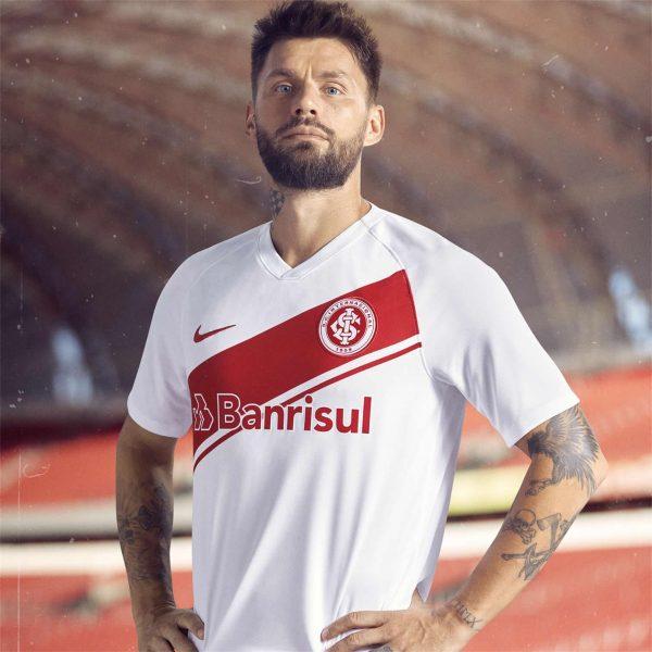 Camiseta suplente del Internacional de Porto Alegre 2019/2020 | Imagen Nike