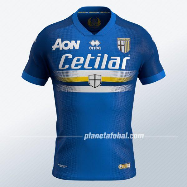 Camiseta especial del Parma | Imagen Erreà