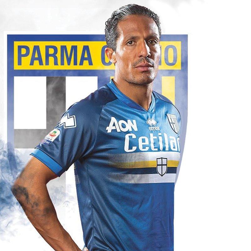 Camiseta especial del Parma | Imagen Web Oficial
