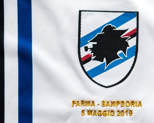 Camiseta especial de la Sampdoria | Imagen Web Oficial
