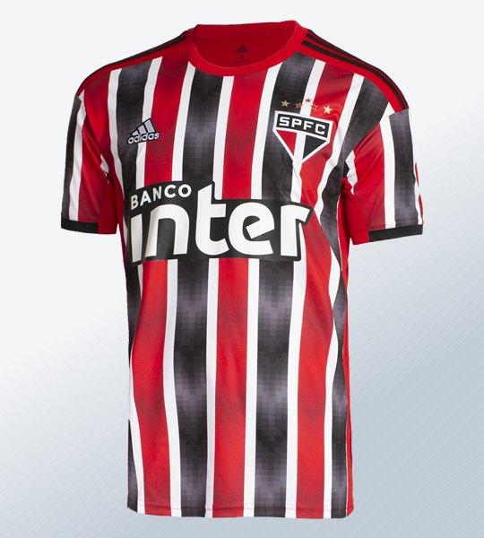 Camiseta suplente del São Paulo FC 2019/20 | Imagen Adidas