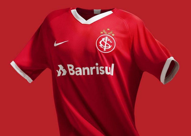Camiseta titular del Internacional de Porto Alegre 2019/2020   Imagen Nike