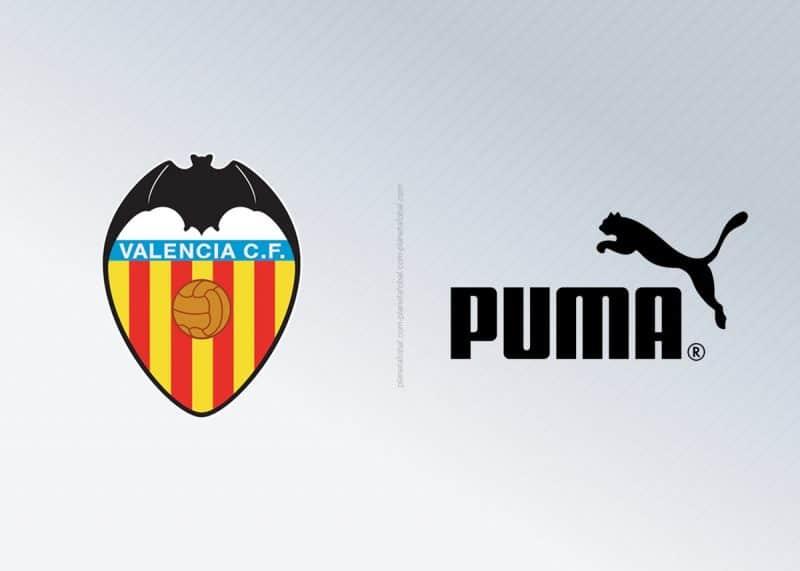 Puma anuncia contrato con el Valencia CF