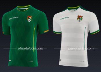 Bolivia (Marathon) | Camisetas de la Copa América 2019