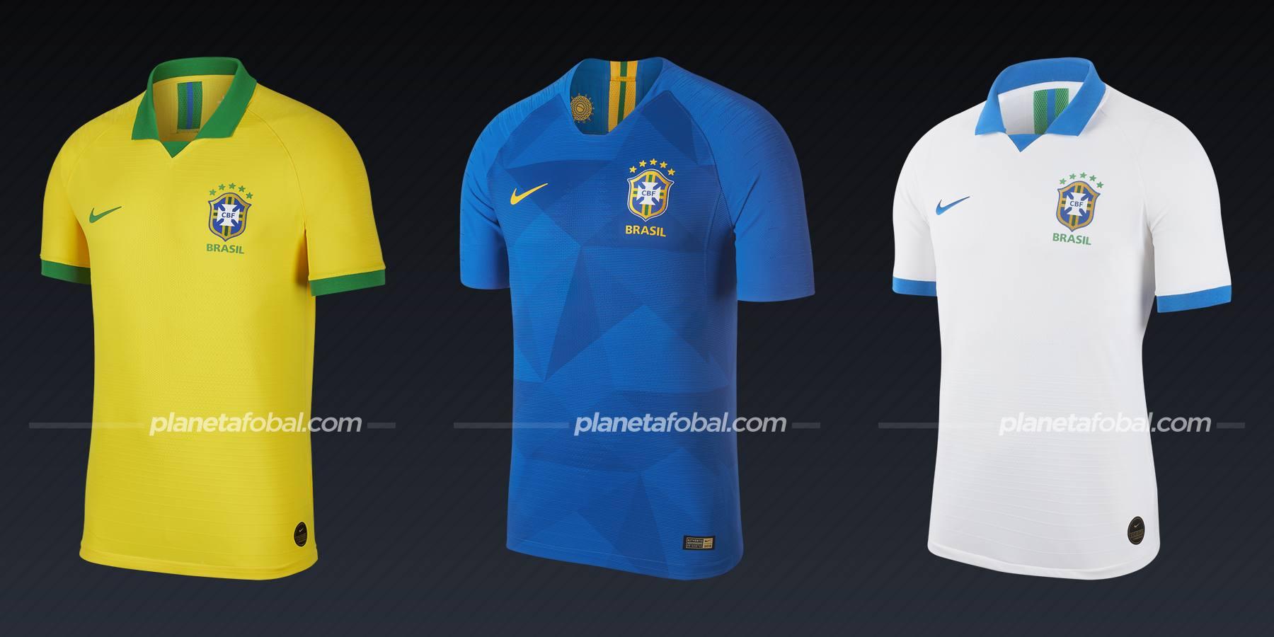 Brasil (Nike) | Camisetas de la Copa América 2019
