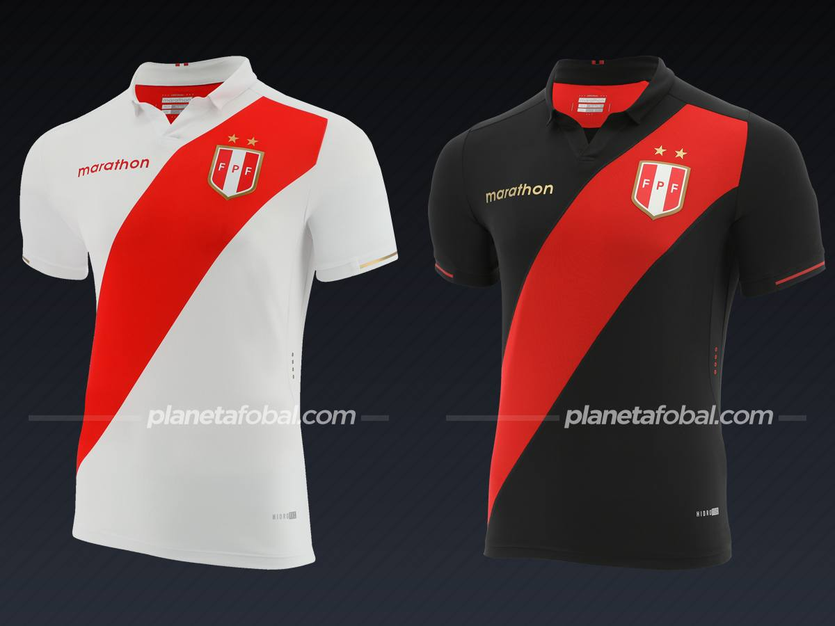 Perú (Marathon) | Camisetas de la Copa América 2019