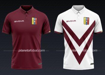 Venezuela (Givova) | Camisetas de la Copa América 2019