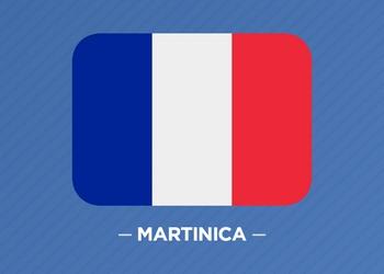 Martinica | Camisetas de la Gold Cup 2019