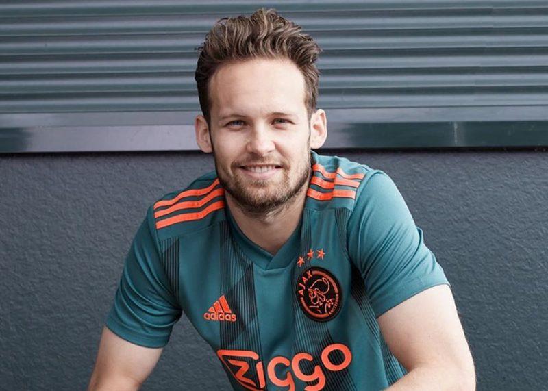 Camiseta suplente Adidas del Ajax 2019/2020 | Imagen Web Oficial