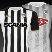 Camisetas del Angers SCO 2019/20 | Imagen Kappa