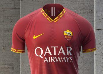 Camiseta Nike de la AS Roma 2019/2020 | Imagen Web Oficial