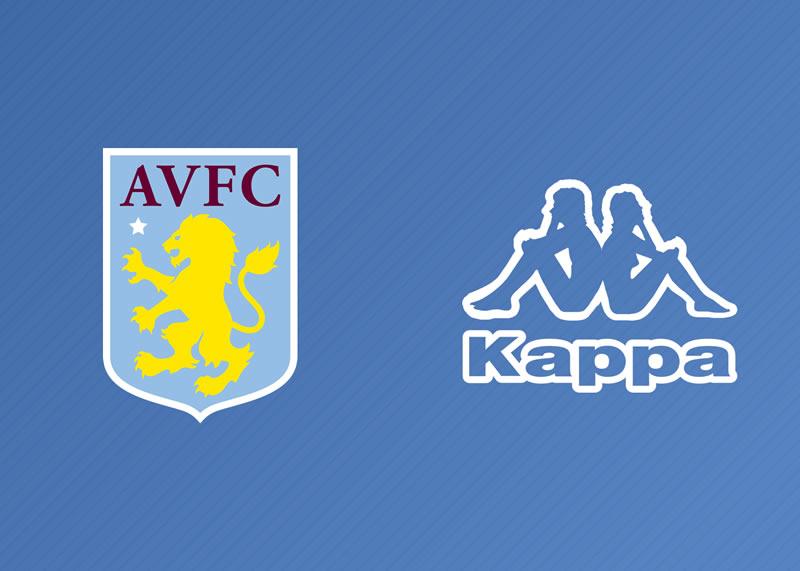 Aston Villa anuncia contrato con Kappa