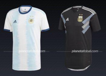 Argentina (Adidas) | Camisetas de la Copa América 2019