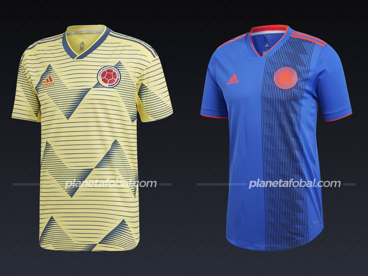 Colombia (Adidas) | Camisetas de la Copa América 2019