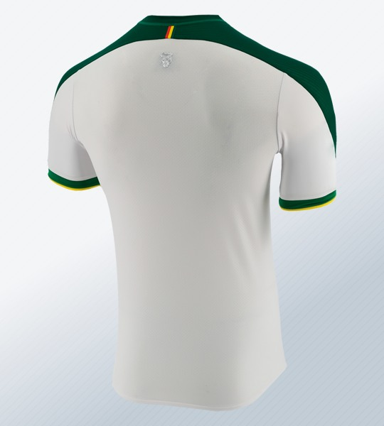 Camiseta suplente de Bolivia Copa América 2019 | Imagen Marathon