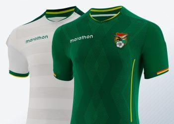 Camisetas de Bolivia Copa América 2019 | Imagen Marathon
