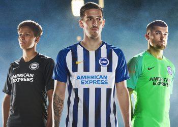 Camisetas Nike del Brighton & Hove Albion 2019/20 | Imagen Web Oficial