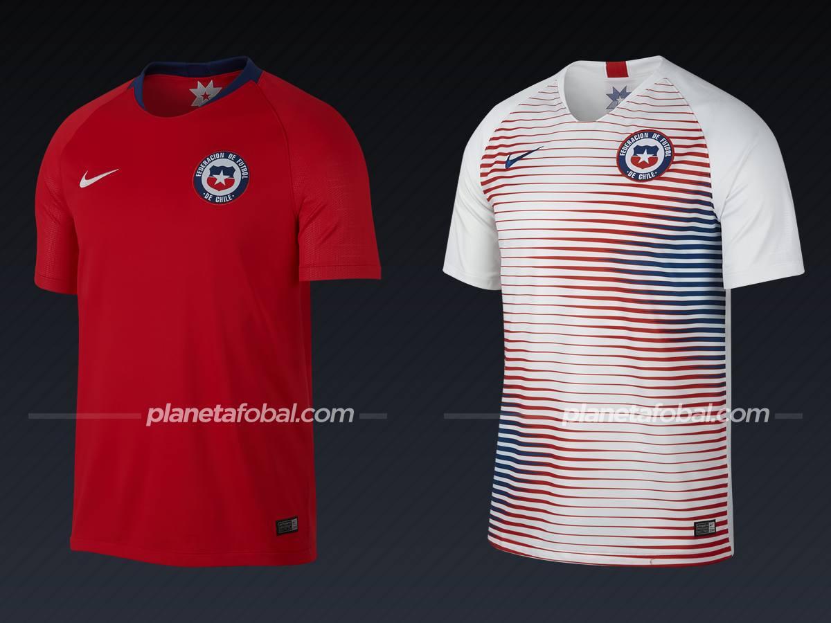 Chile (Nike) | Camisetas de la Copa América 2019